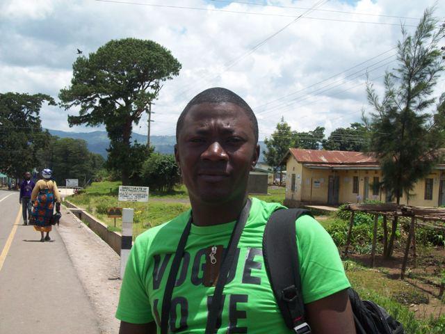 Mugabe Robert - CEO & Senior Travel Consultant