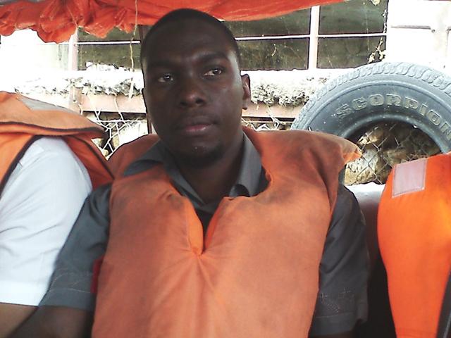 Ssenyonga Moses - IT Manager